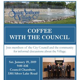 Jan 2019 Coffee with the council
