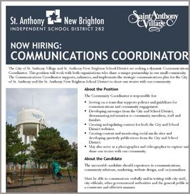 joint communications coordinator job opening job profile