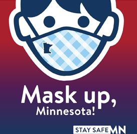 Mask Up logo