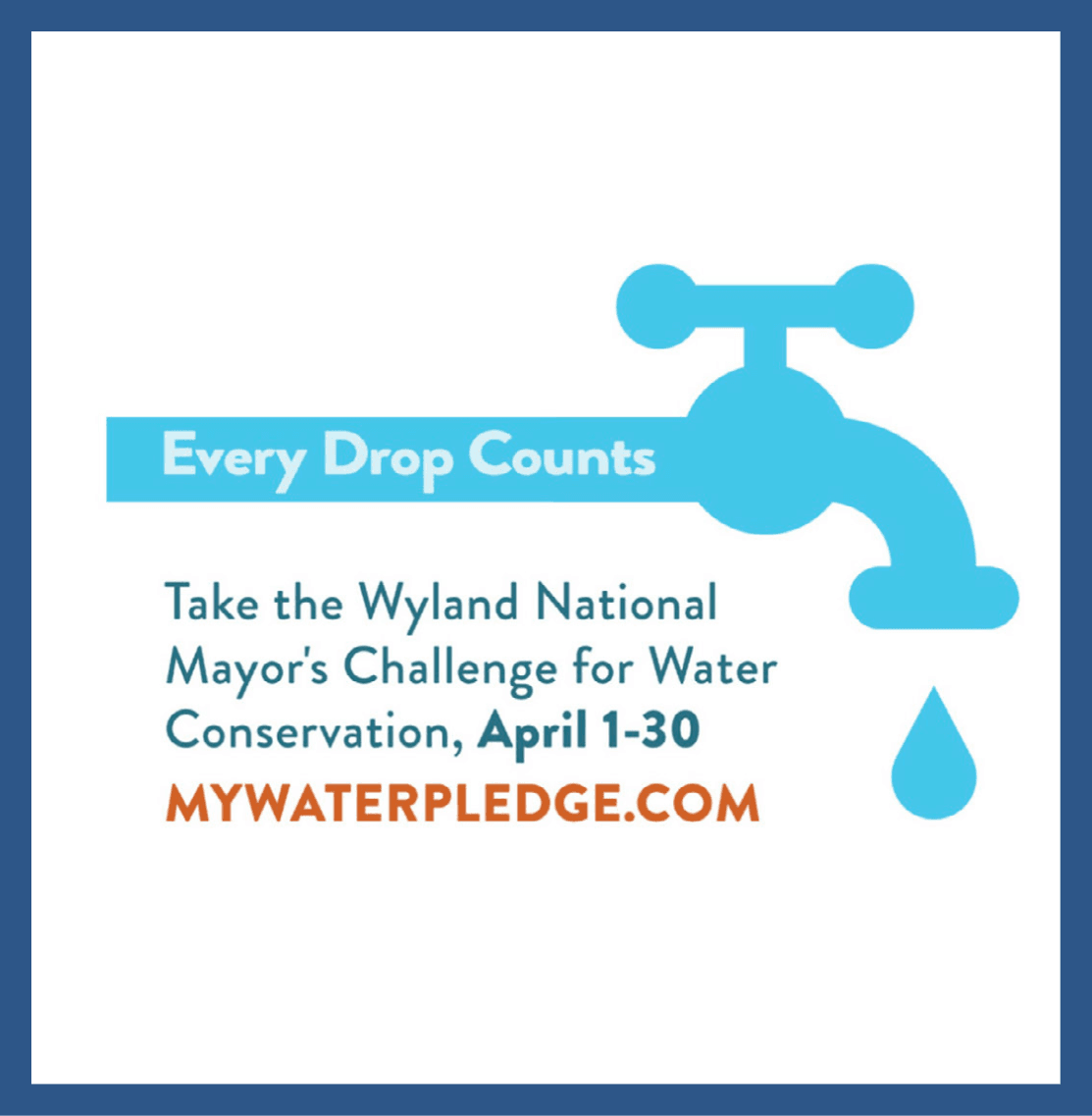 Mayors water challenge