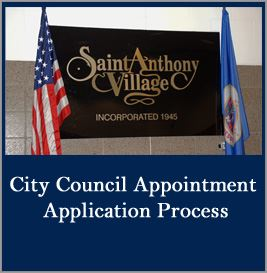City Council Appointment Application Process newsflash copy