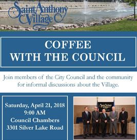 coffee with the council